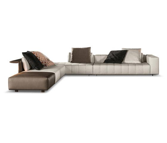Freeman Tailor Sofa by Minotti   Sofas