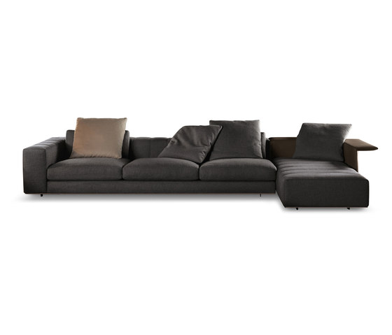 Freeman Duvet Sofa by Minotti | Sofas