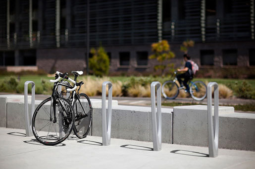 Trio Family by Forms+Surfaces®   Bicycle stands