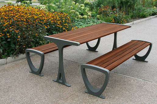 Trio Family by Forms+Surfaces® | Tables and benches