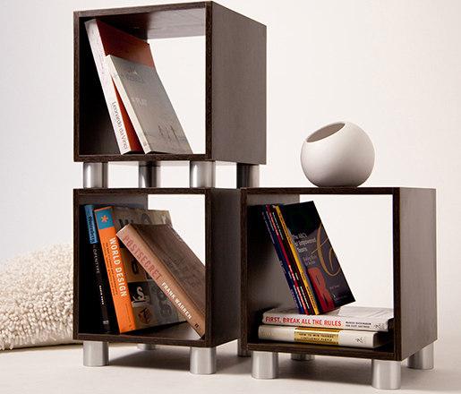 StandOff Bookcase by Gyford StandOff Systems® | Furniture legs