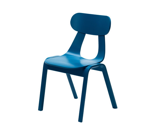 RAPA chair by Zilio Aldo & C | Multipurpose chairs