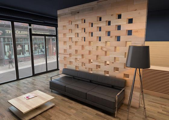 CRAFTWAND® - store front design von Craftwand | Stellwände