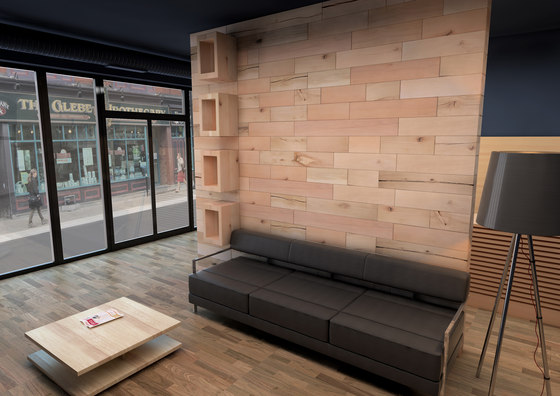 CRAFTWAND® - store front design by Craftwand | Privacy screen