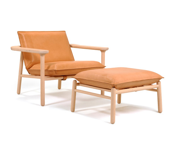 Igman Lounge Chair di Zanat | Poltrone