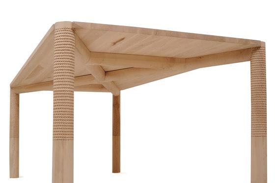 Neron Table de Zanat | Tables de repas