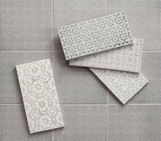 Scraffito Series de Pratt & Larson Ceramics | Carrelage céramique