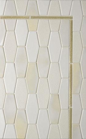 Elongated Shapes by Pratt & Larson Ceramics   Ceramic mosaics