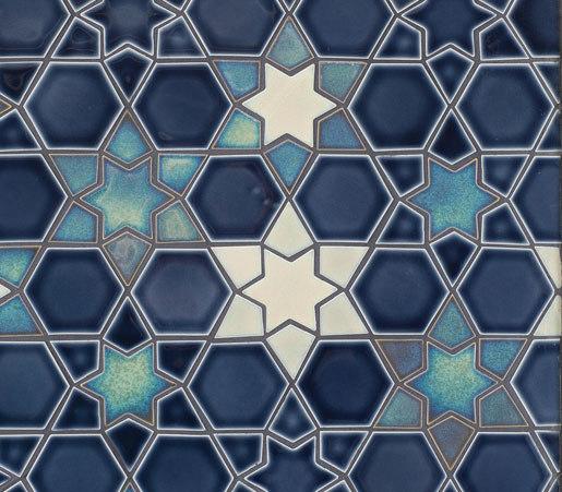 Mosaic Glazed Ceramic Tile de Pratt & Larson Ceramics | Mosaïques céramique