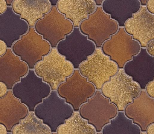 Mosaic MB47 di Pratt & Larson Ceramics | Mosaici ceramica