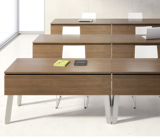 Agility Conference Tables by Nucraft | Conference tables