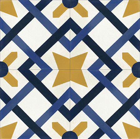 Cement Tile Cordoba by Original Mission Tile | Concrete tiles