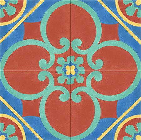Cement Tile Cox di Original Mission Tile | Piastrelle cemento