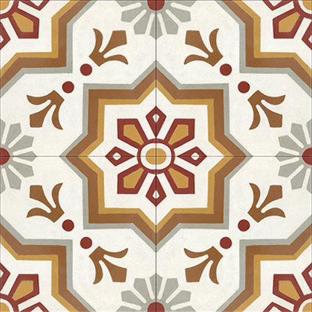 Cement Tile Elios by Original Mission Tile | Concrete tiles