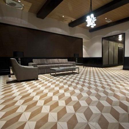 Cement Tile Harlequin Big di Original Mission Tile | Piastrelle cemento