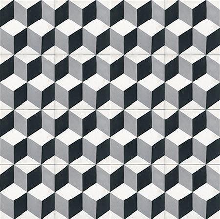 Cement Tile Harlequin by Original Mission Tile | Concrete tiles