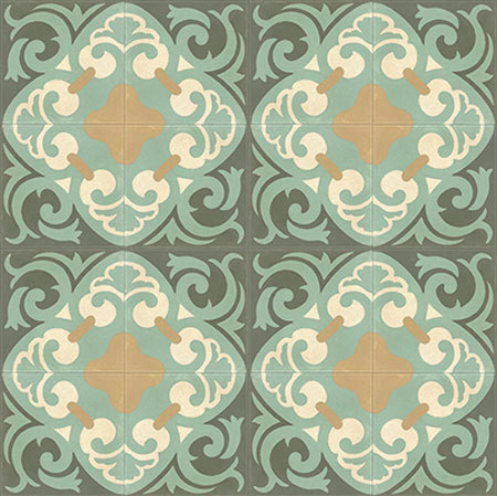 Cement Tile La Espanola by Original Mission Tile | Concrete tiles