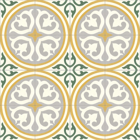 Cement Tile Santa Maria by Original Mission Tile | Concrete tiles