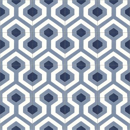 Cement Tile Skyline by Original Mission Tile   Concrete tiles
