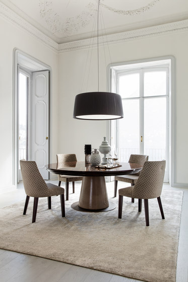 Judy Dining Table by Alberta Pacific Furniture | Dining tables