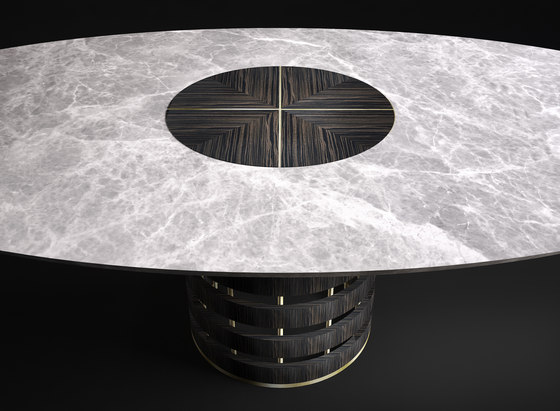 Conrad Dining Table by Rossato | Dining tables
