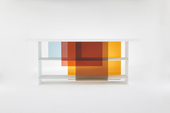Layers by Glas Italia | Sideboards