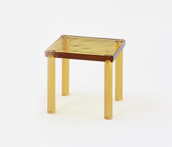 Nesting by Glas Italia | Side tables
