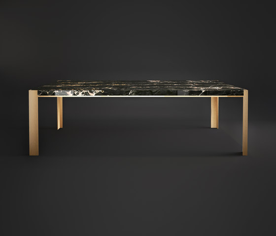Stuart Dining Table by Rossato | Dining tables