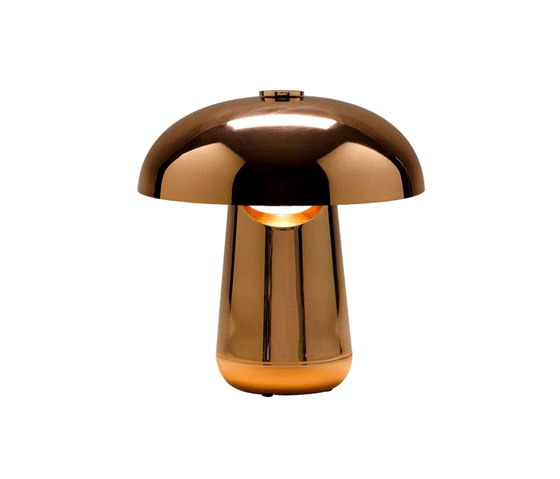 Ongo | Rose gold by Contardi Lighting | Table lights