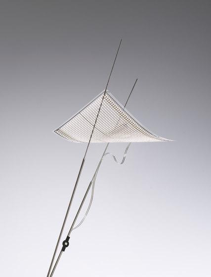 Dew Drops Floor di Ingo Maurer | Lampade piantana