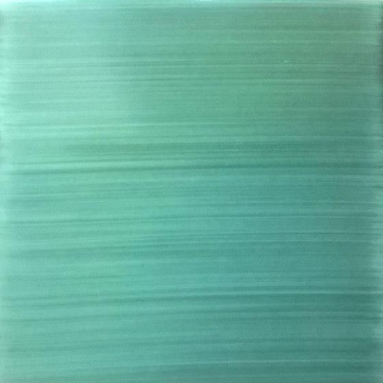 Serie Bicolor LR PO A verde pastello de La Riggiola | Baldosas de cerámica
