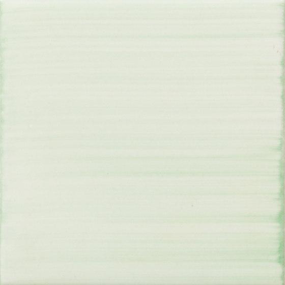 Serie Pennellato LR PO Verde pastello by La Riggiola | Ceramic tiles