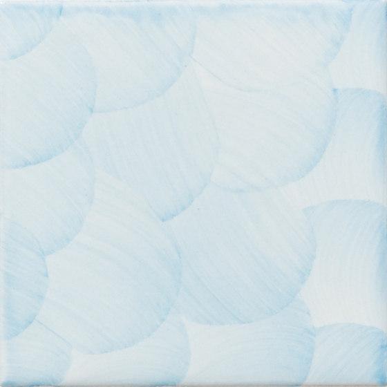 Serie Nuvolato LR PO Azzurro von La Riggiola | Keramik Fliesen