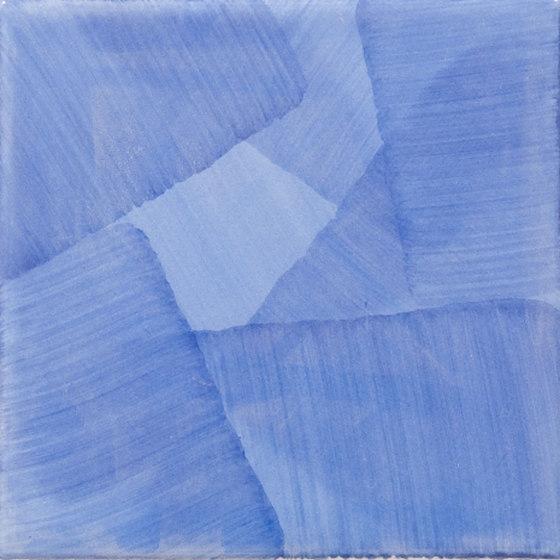 Serie Stucchi LR PO Blu de La Riggiola | Carrelage céramique