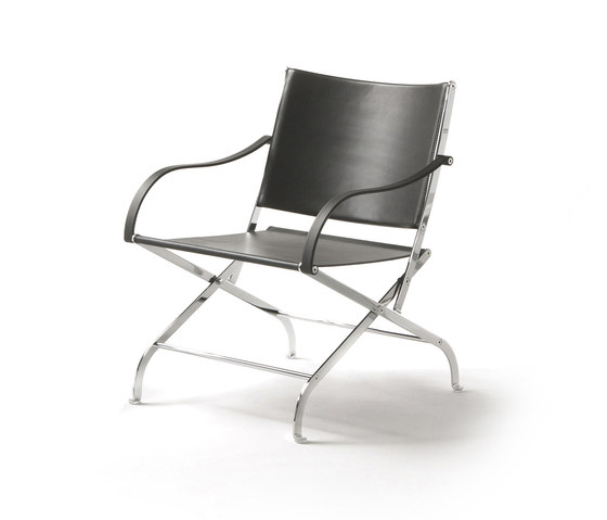 Carlotta small armchair by Flexform | Lounge chairs