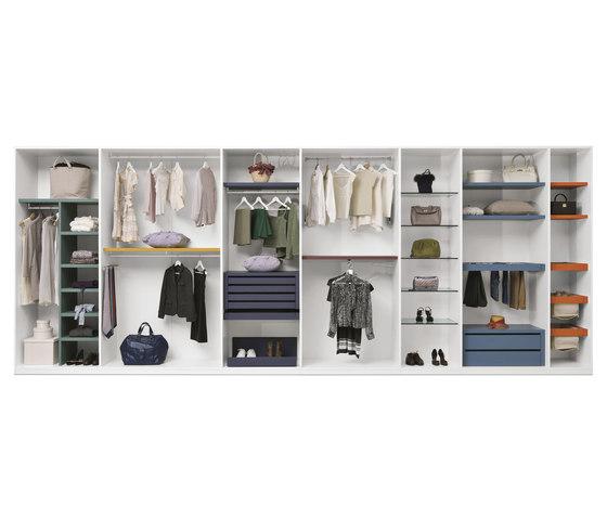 N.O.W. wardrobe von LAGO | Schränke