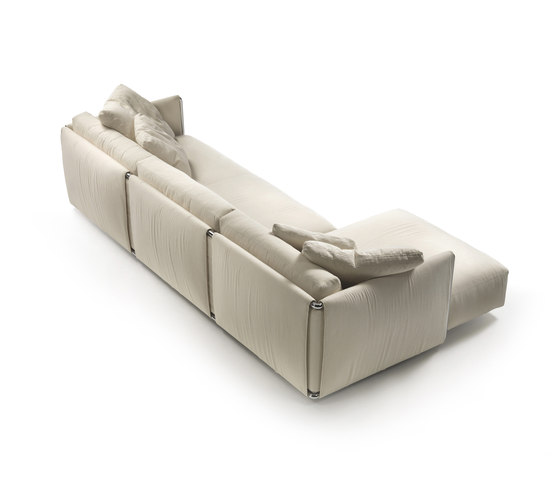 Edmond sofa by Flexform | Modular seating systems