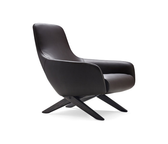 Marlon armchair by Poliform | Armchairs