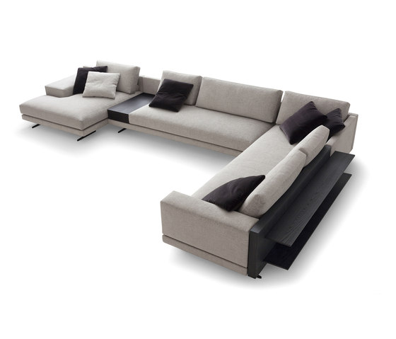 Mondrian seating system de Poliform | Sofás