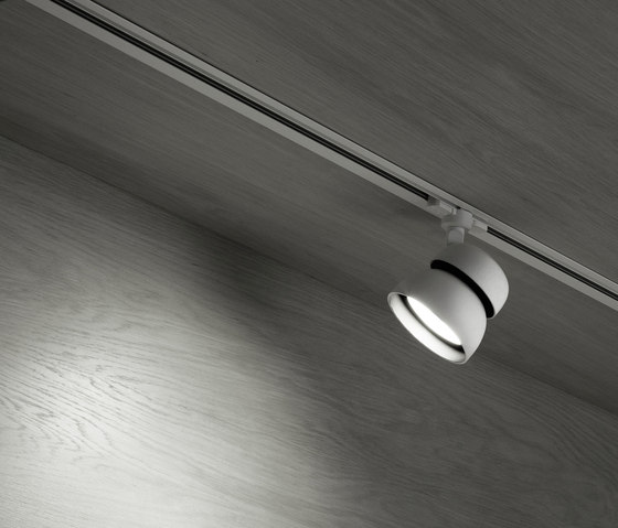 Echo Spot Track White de Resident | Spots de plafond