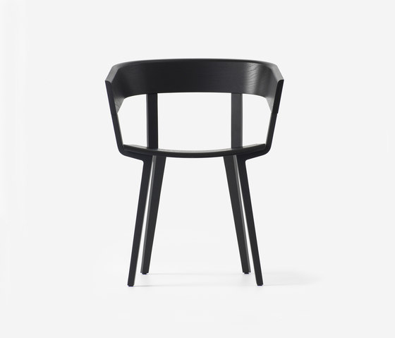 Odin Chair Black by Resident | Chairs