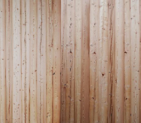 ELEMENTs Reclaimed wood Larch de Admonter Holzindustrie AG | Planchas de madera