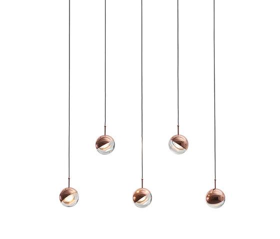 Dora PL5 Pendant Lamp by SEEDDESIGN | Suspended lights