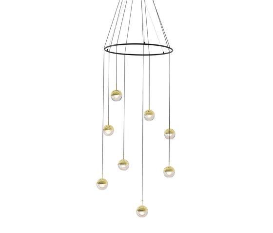 Dora PC8 Pendant Lamp de SEEDDESIGN | Suspensions
