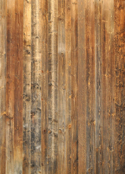 ELEMENTs Reclaimed wood sunbaked brown de Admonter Holzindustrie AG | Planchas de madera