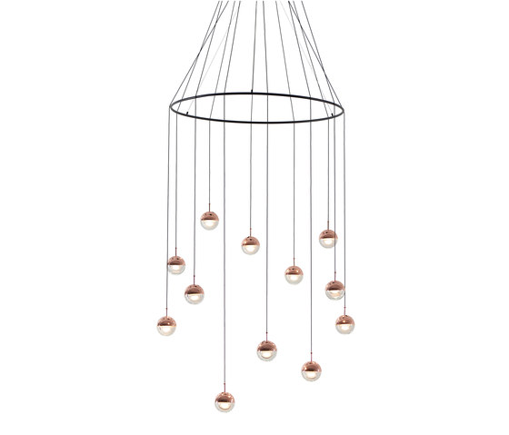 Dora PC12 Pendant Lamp de SEEDDESIGN | Suspensions