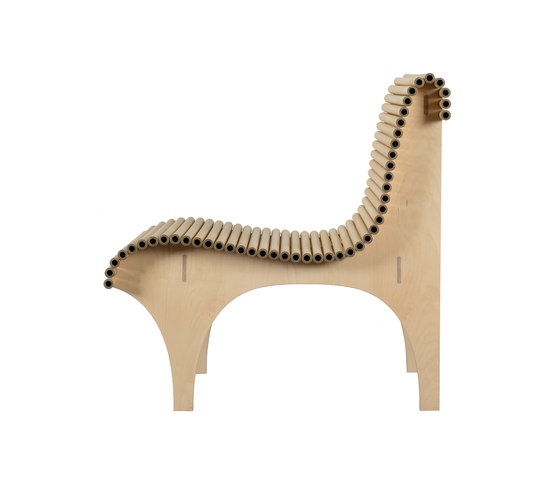 Carta Collection | Lounge Chair von wb form ag | Sessel