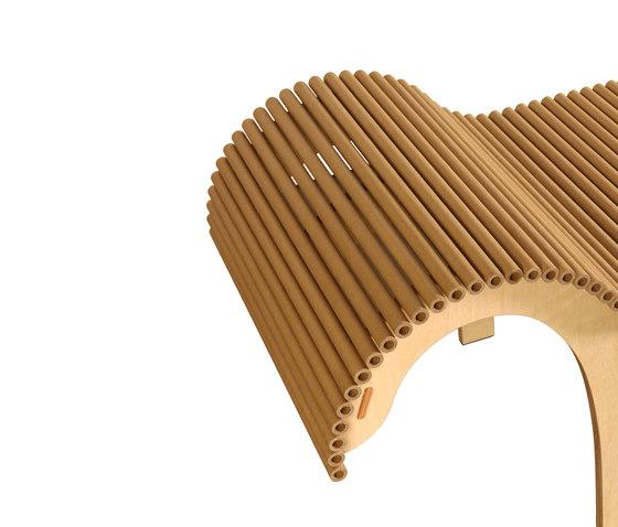 Carta Collection | Chaise Longue de wb form ag | Chaises longues