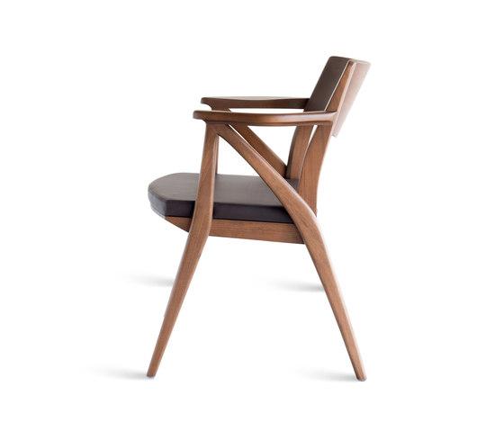 Aurora Armchair von Sossego | Stühle