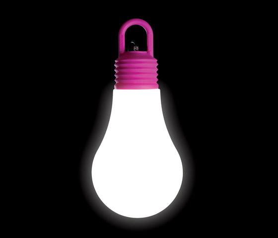 LaDina Mega Fuchsia de Ares | Iluminación general